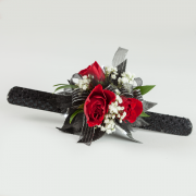Elite 3 Tea Rose Wrist Corsage