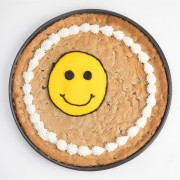 12 inch Smiley Cookie